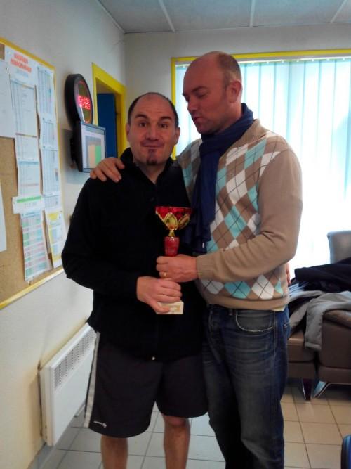 Olivier et Reynald