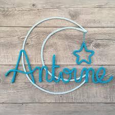⭐️ Antoine ⭐️ #antoine #tricotin #bleuturquoise #laine #wool #etoile #lune  #moon #stars #decoration #decomurale #de… | Tricotin, Tricotin mecanique,  Mot en tricotin